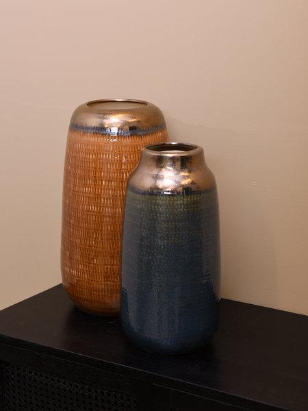 XL Vase Ceramic Brown