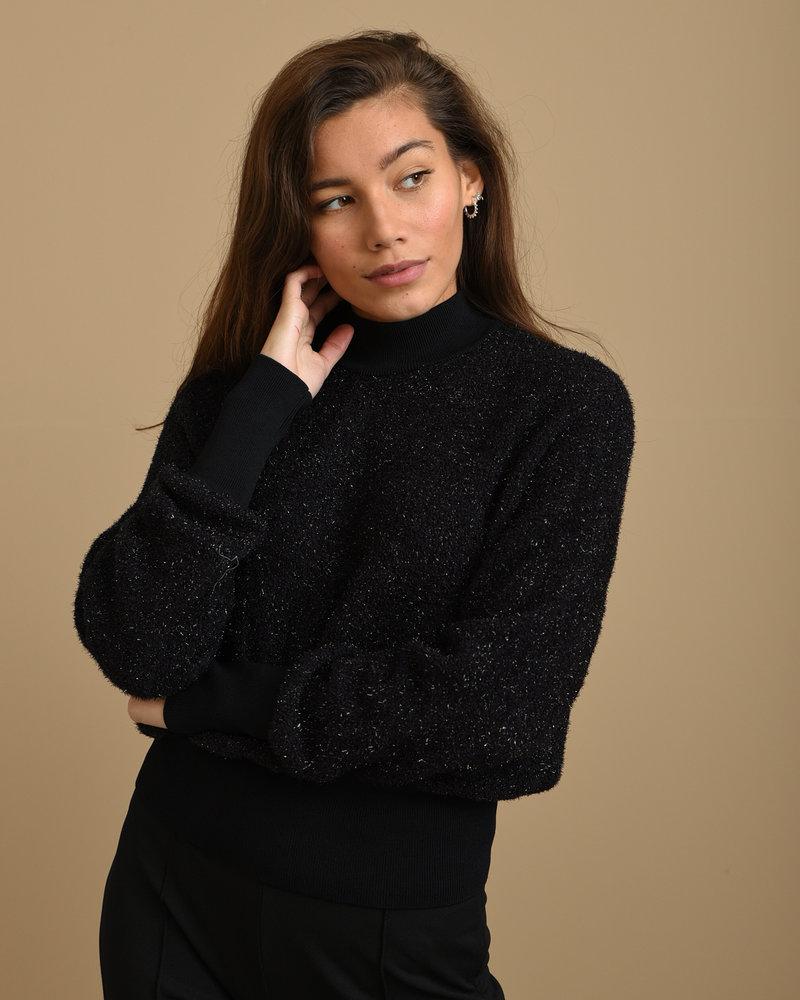 Bene Knit Pullover Black