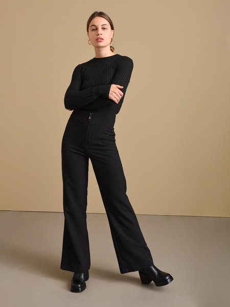 Things I Like Things I Love TILTIL Nova Trousers Black