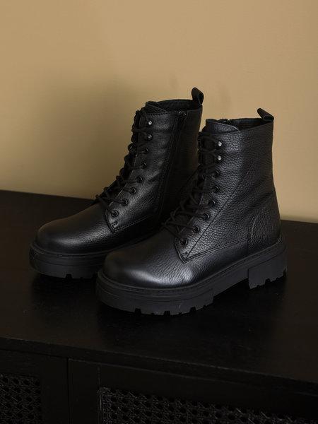 PS Poelman B.V. Loki Dollaro Black Boots