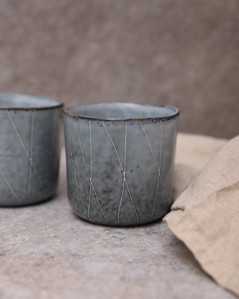 Zig Zag Small Mug