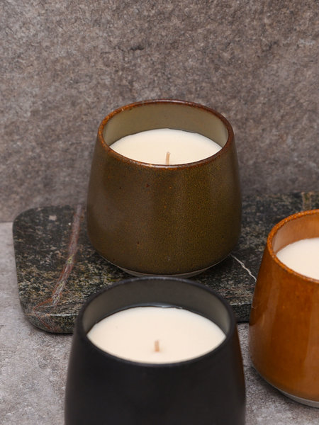 Fragrance Candle Bergamot & Lime