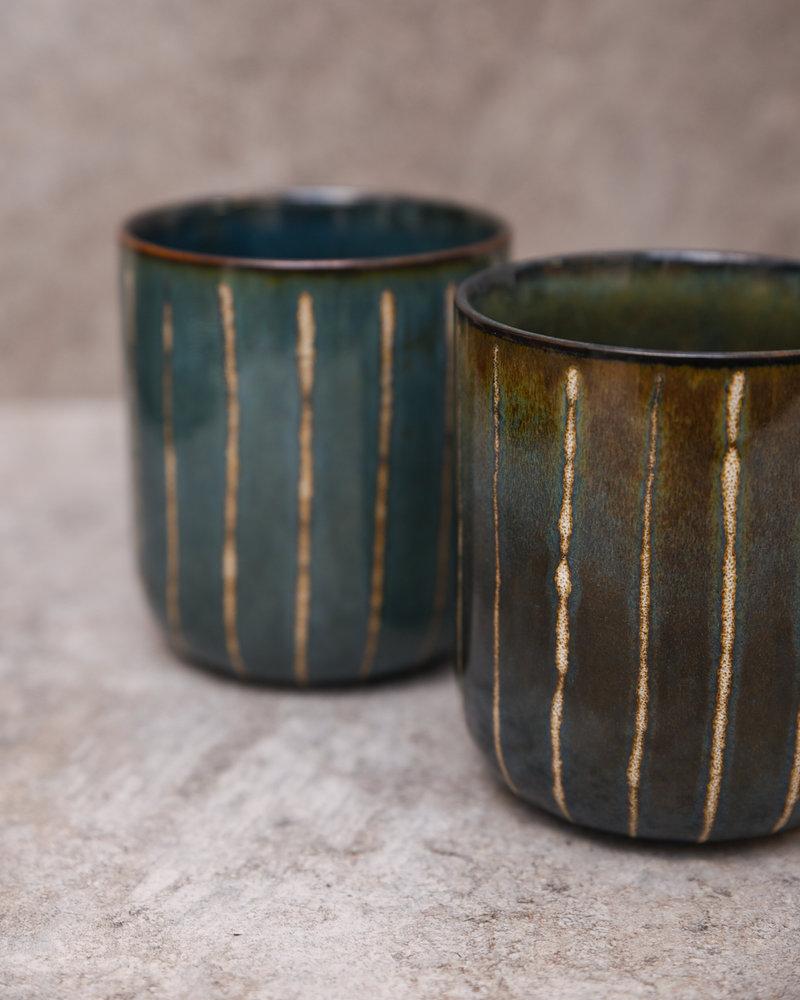Mug With Lines