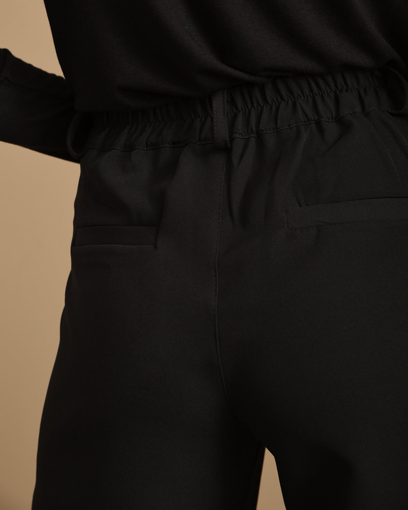 TILTIL Wanda Wide Pantalon Black