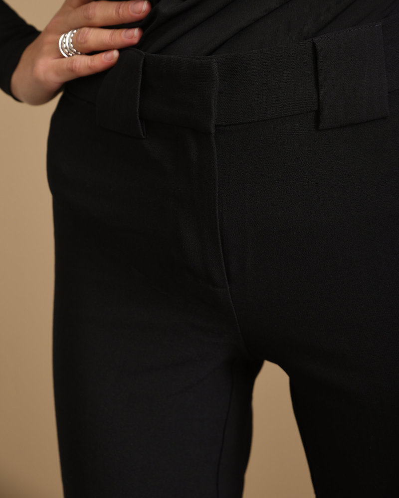 Nuteo Flare Pant Black