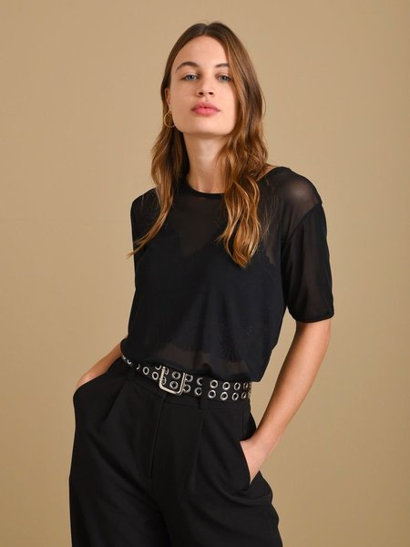 Yehwang Belt Holes Black