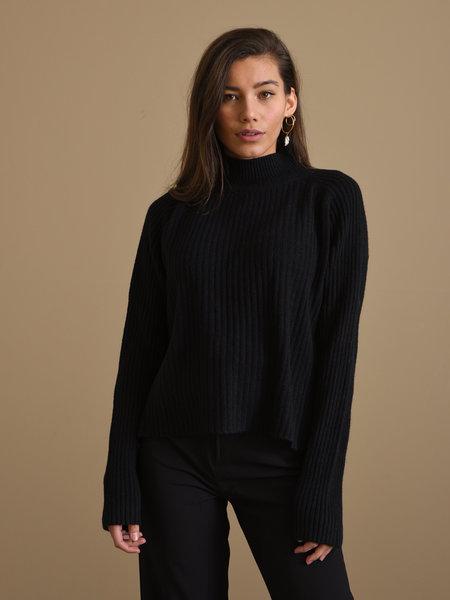 Things I Like Things I Love TILTIL Gigi Sweater Black