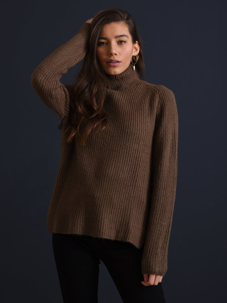Things I Like Things I Love TILTIL Gigi Sweater Brown