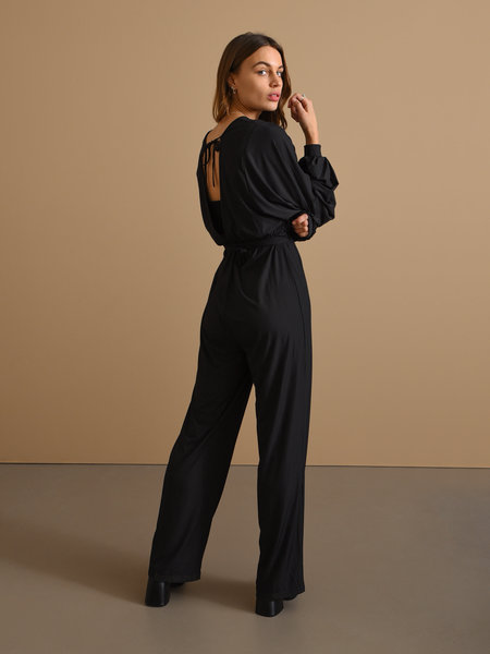 Rut & Circle Renee Jumpsuit Black