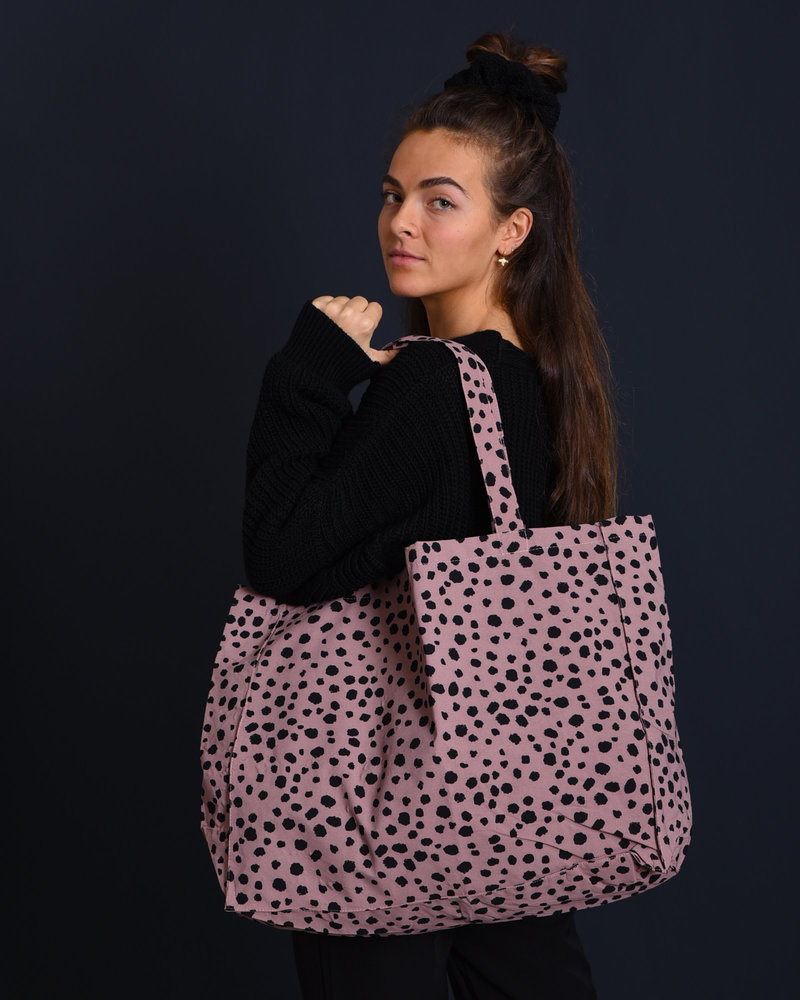 Big Shopper Bag Rose