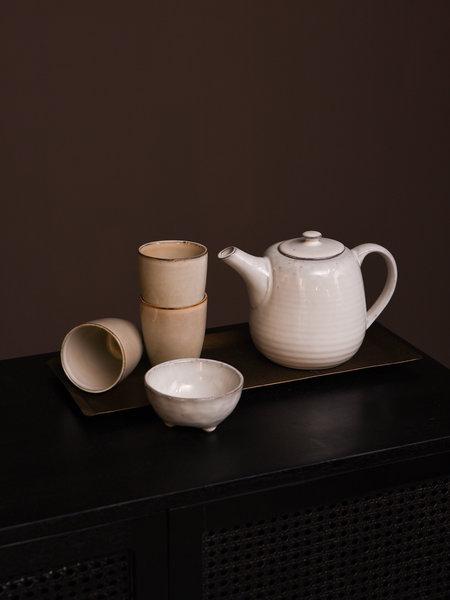 Broste Sand Teapot