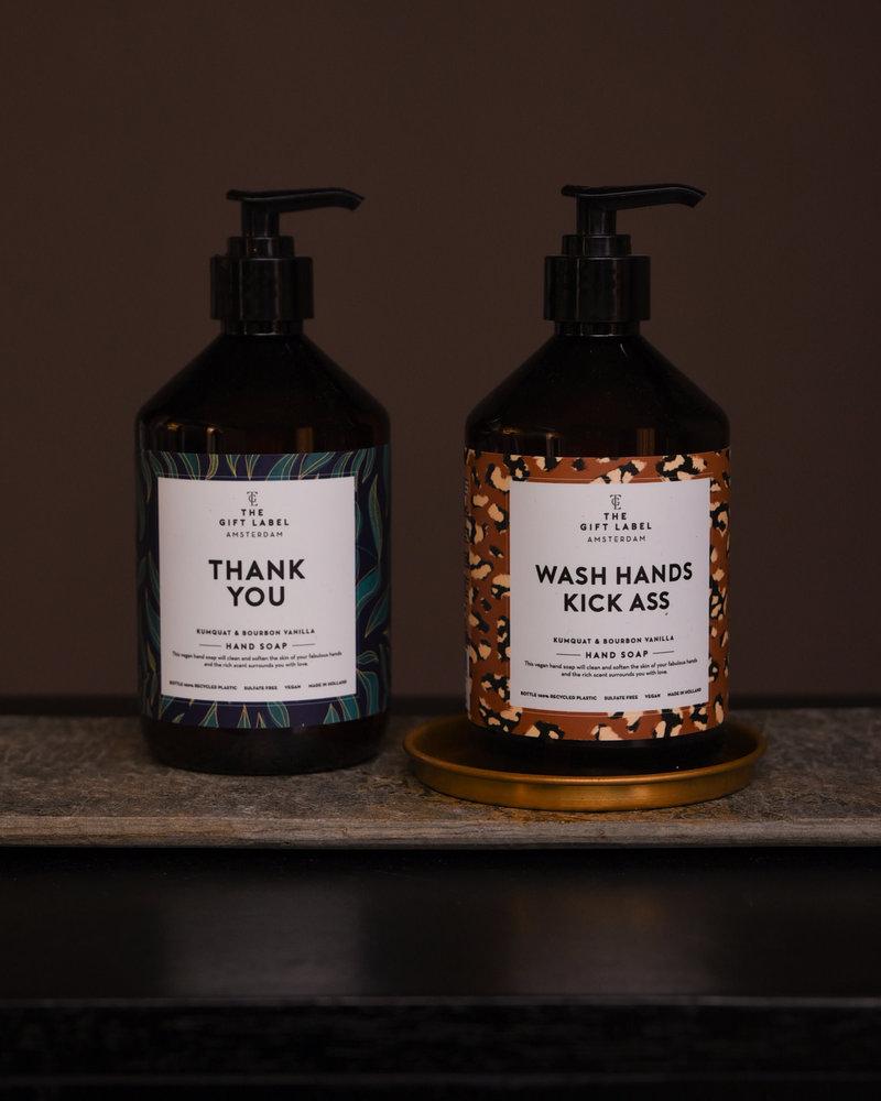 Hand Soap Wash Hands Kick Ass