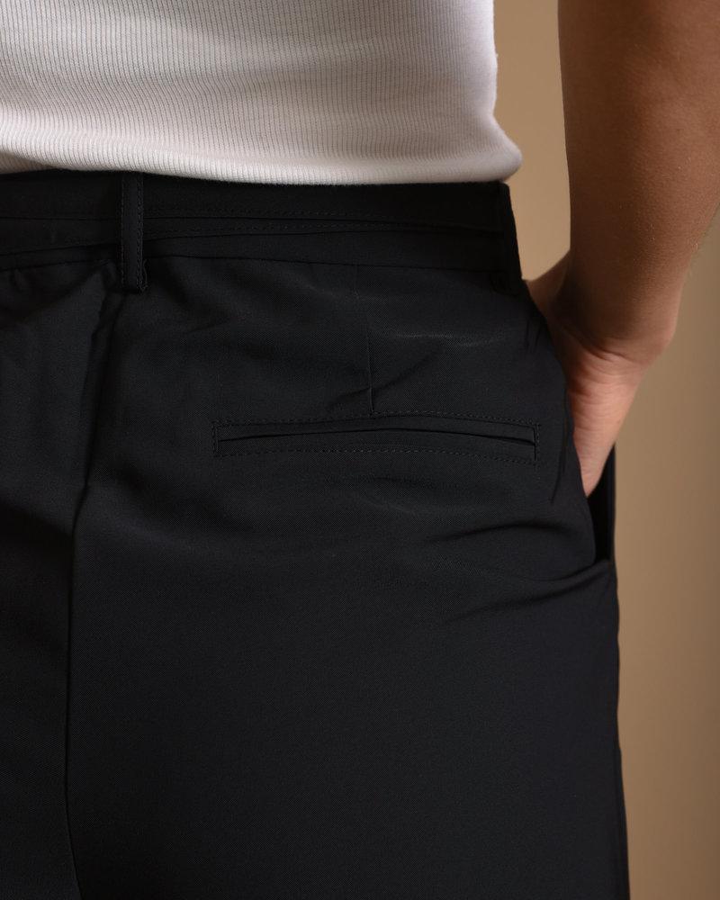Delva Lora HW Pants Black