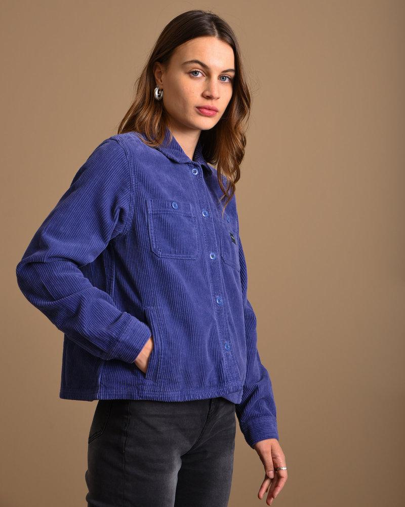 Splash Cord Jacket Grape