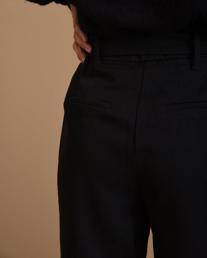 Rustica Ankle Pant Black