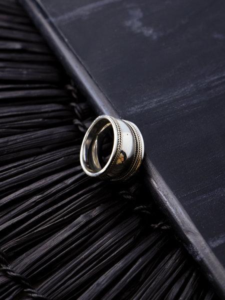 Things I Like Things I Love Braided Chunky Ring