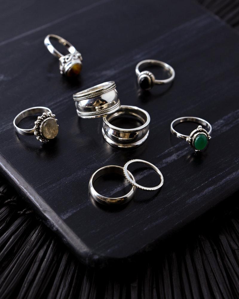 Braided Chunky Ring