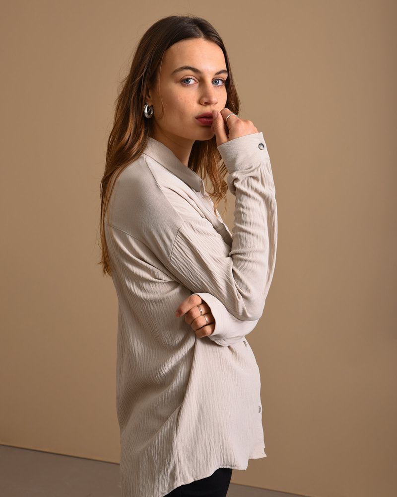 Hazel Shirt Chateau Grey