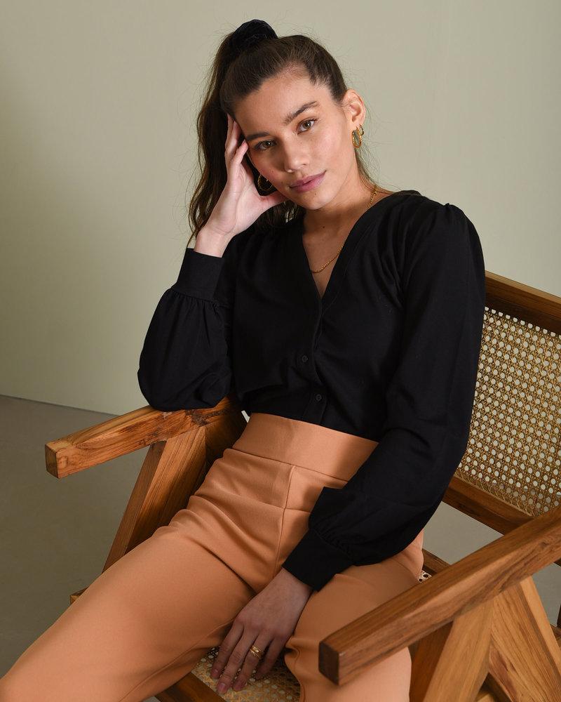 Enice Shirt Black