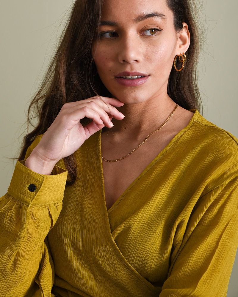 TILTIL Caroline Top Yellow