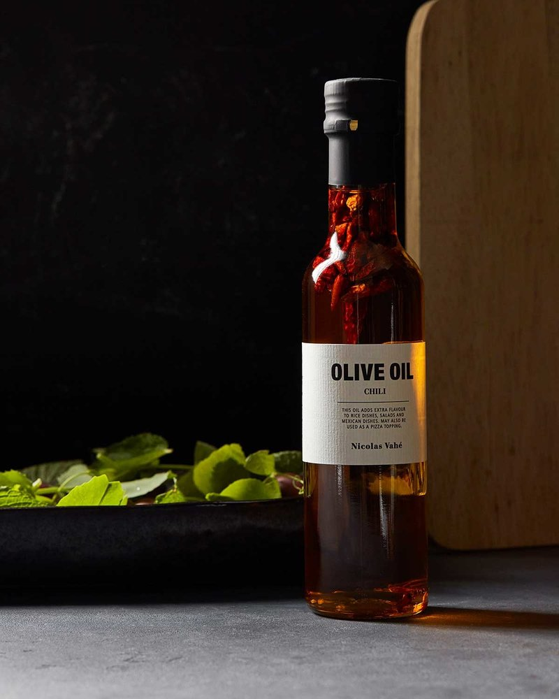 Olive Oil Chili