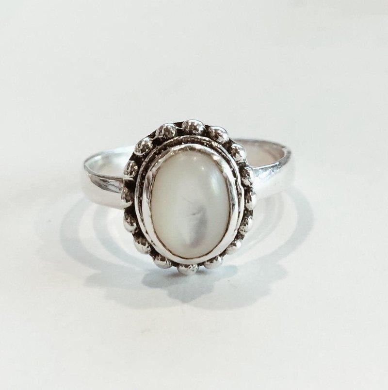 Stone Ring 7