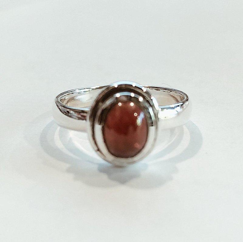 Stone Ring Red Night