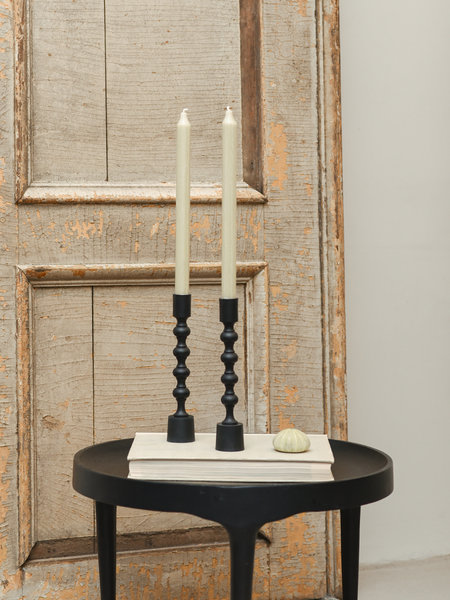 Candle Holder Babimo Matte Black