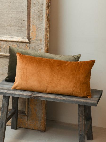 Cushion Khios  Antique Gold Long