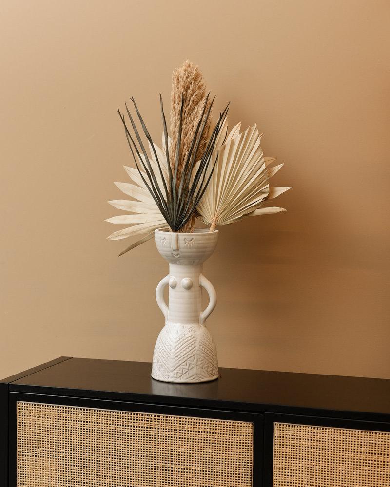 Vase Ceramic Woman