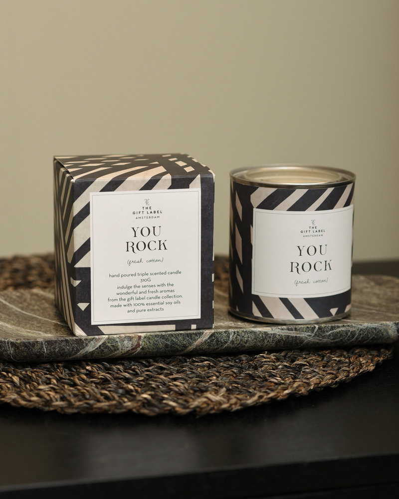 You Rock Candles