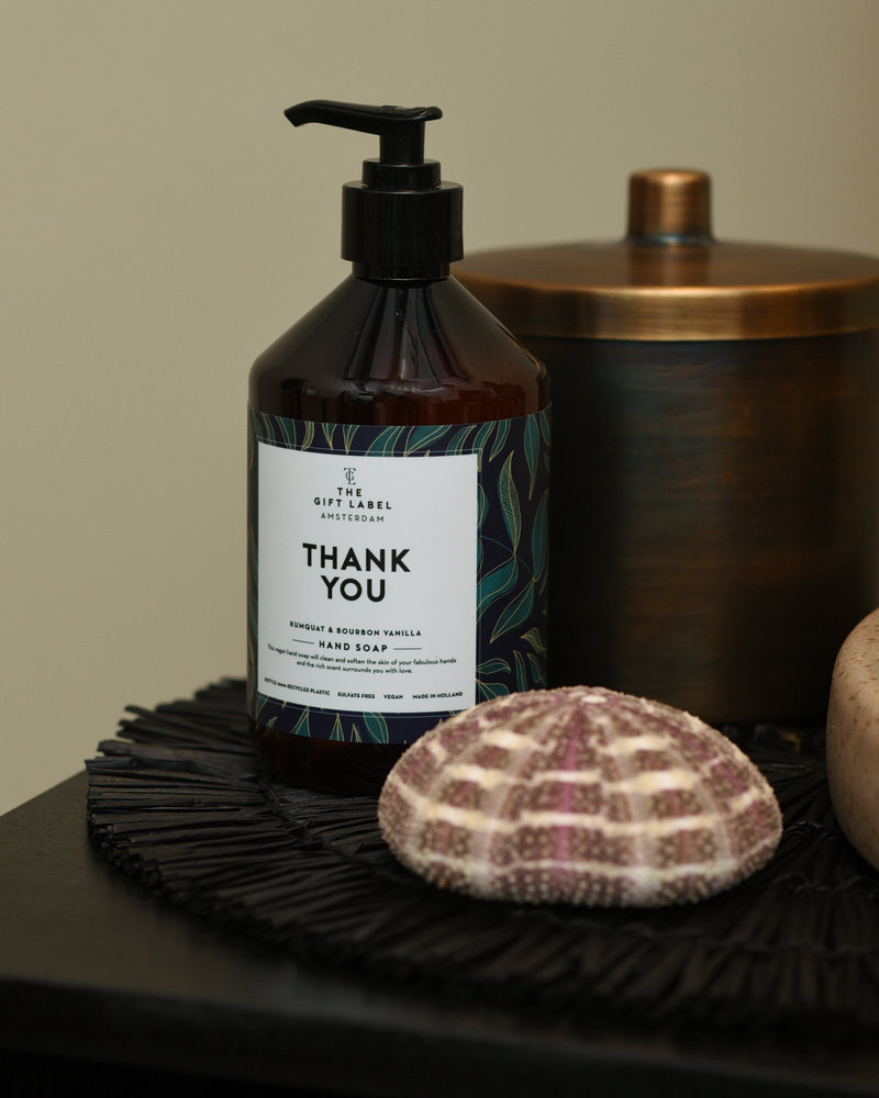 Hand Soap Thank You