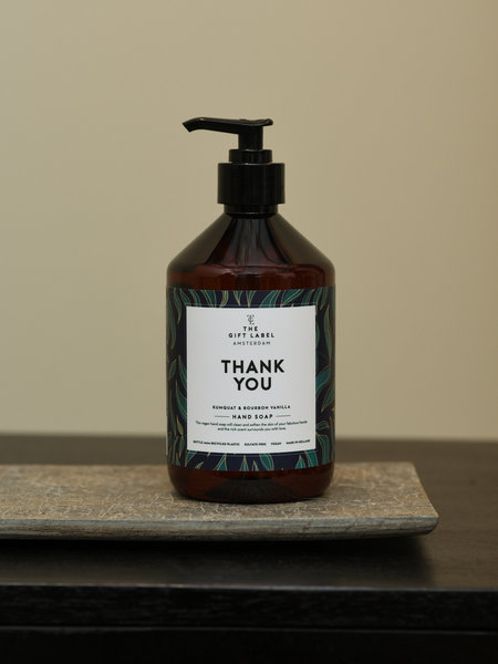 The Giftlabel Hand Soap Thank You
