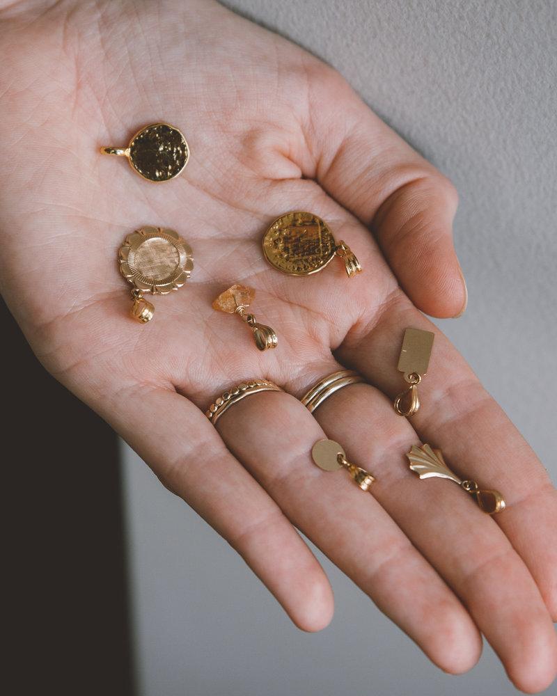 Charm Livorno Goldfilled