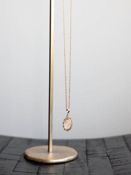 The Two Collectors Rope Necklace Goldfilled