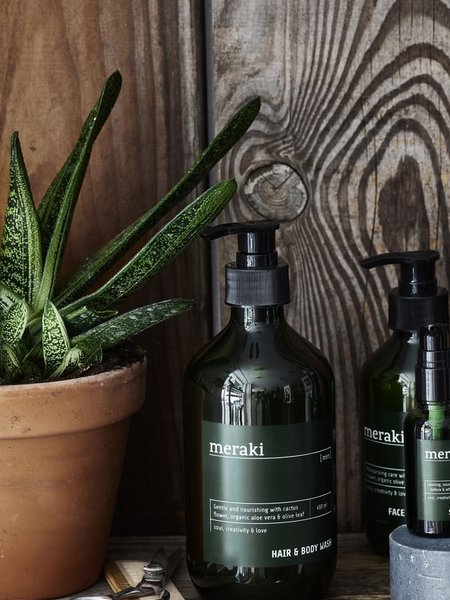 Meraki Hair/Body Wash Harvest Moon