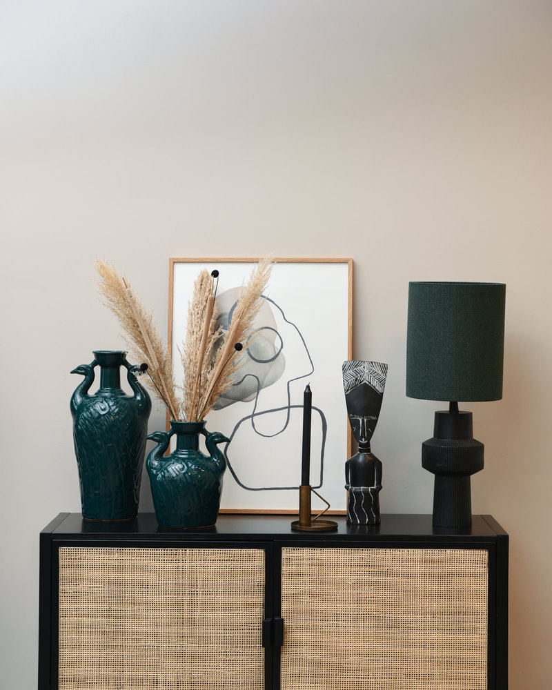 Cabinet Black Pine