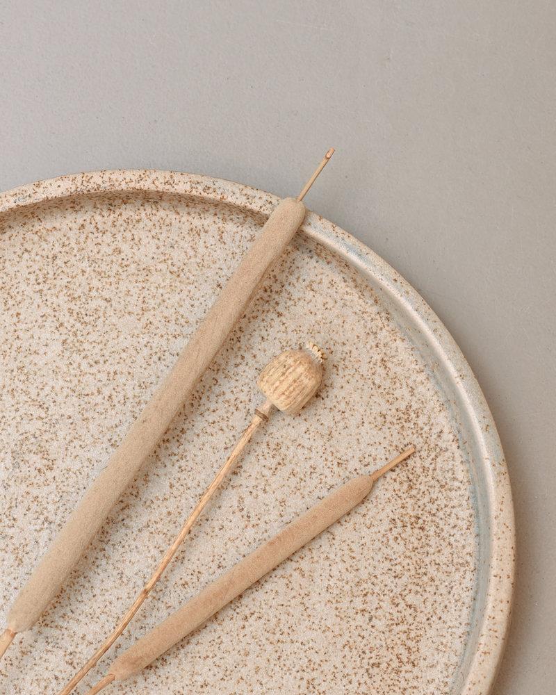 Ceramic Tray Beige