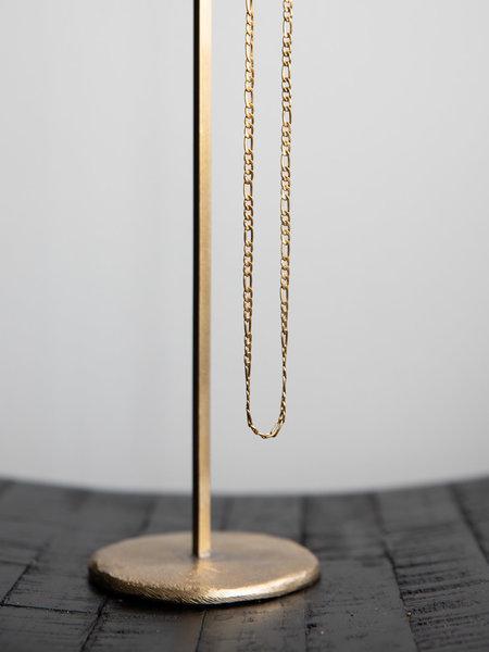 Vintage Necklace Gold