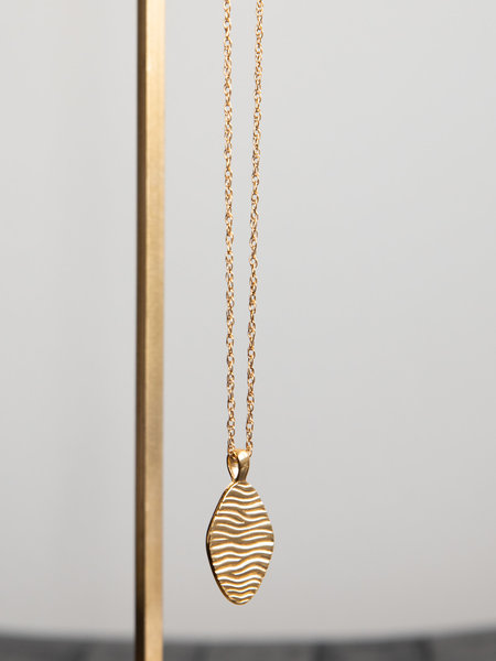 Wild things Rope Chain Necklace Gold
