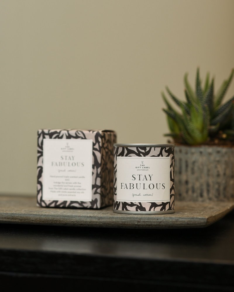 Stay Fabulous Candle