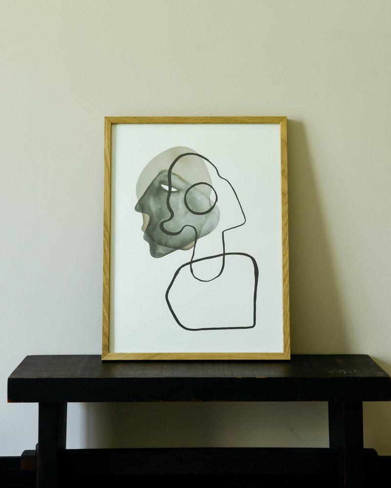 Art Print Comedia 50 x 70