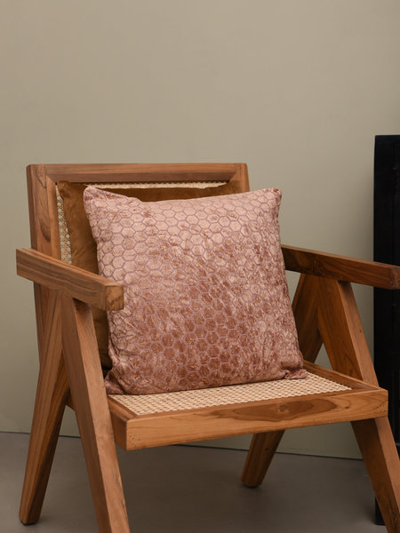 Cushion Kameli Old Pink