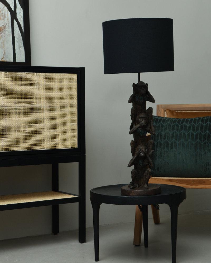 Monkey Lamp + Shade