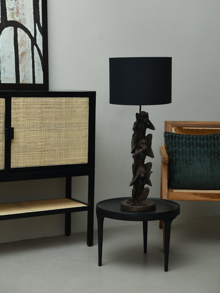 Monkey Lamp + Shade