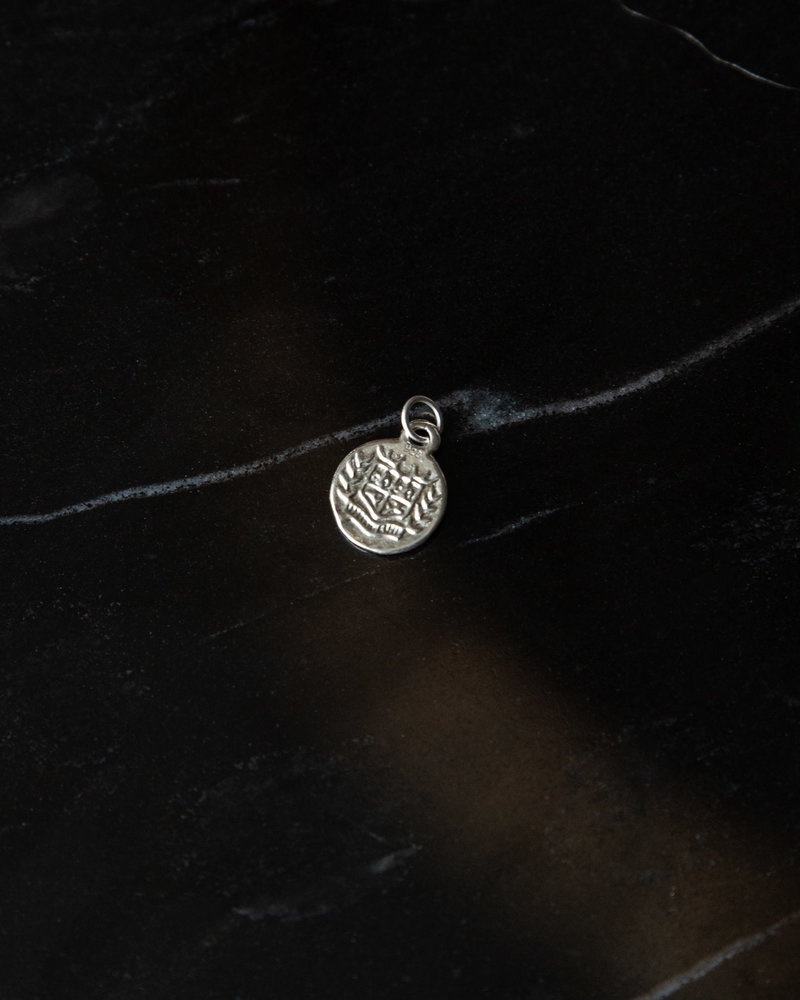 Earring Charm Lucca Silver