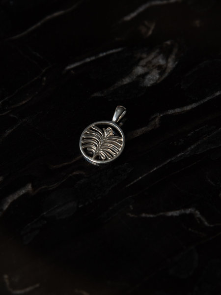Wild things Ellsworth Pendant Silver