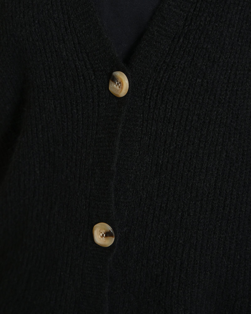 Button Spencer Black