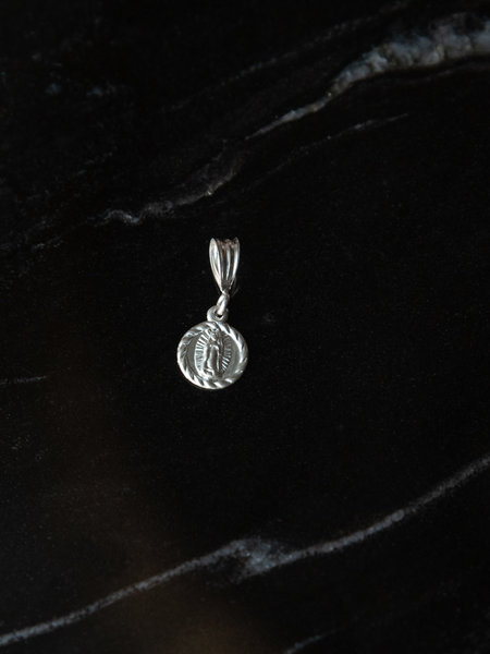 The Two Collectors Necklace Charm Lady Mary (S) Silver