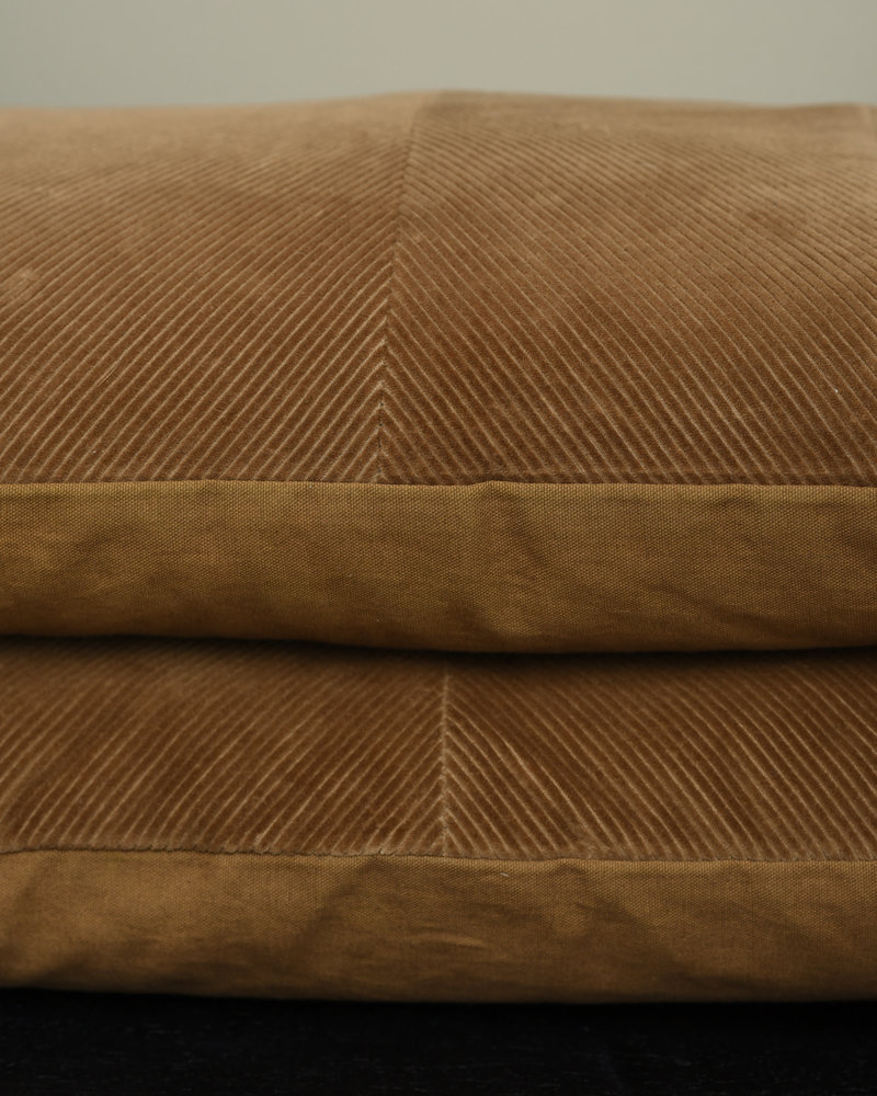 Cushion Corduroy Mustard